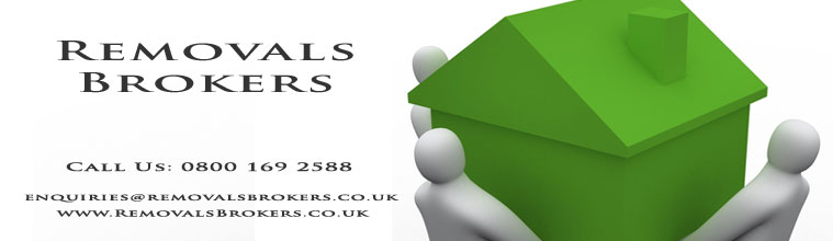 Removals Brokers Logo